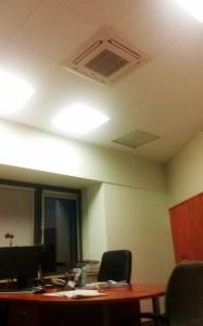 Pokój biura w Katowicach
